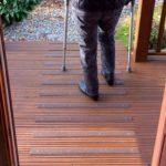 Nos conseils pour les revêtements de sol antidérapant d'extérieur !