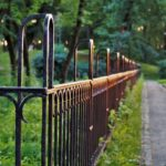 Formes et styles de clôture de jardin