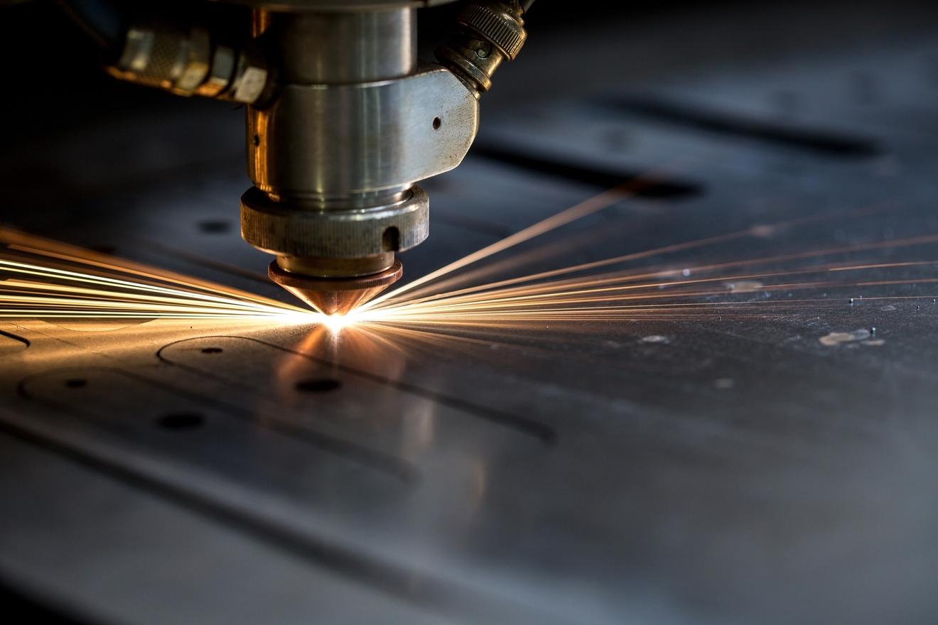 Laser Découpe De Métaux