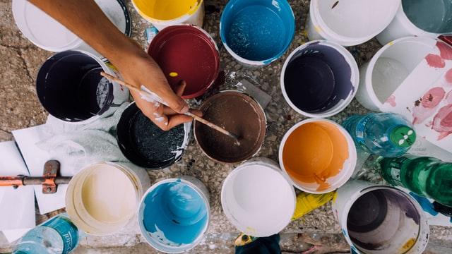 Mesurer Peinture