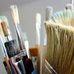 Les différents pinceaux pour vos travaux de peinture