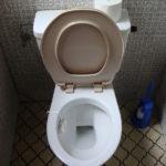 Toutes les étapes de l'installation d'un WC